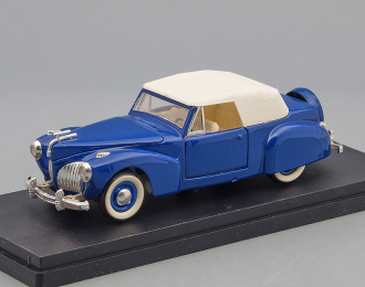 LINCOLN Continental Cabriolet (1941), blue