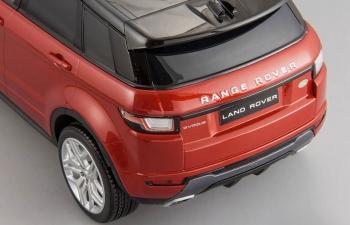 RANGE ROVER Evoque HSE Dynamic Lux, red