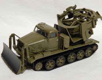 Набор для конверсии Котлованная машина МДК-2 (на базе АТ-Т)