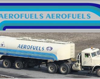 Набор декалей для Топливозаправщик ТЗ-22 (полосы, надписи, логотипы), вариант 13 (200х60)