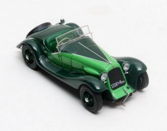 MASERATI V4 Sport Zagato 1929 Green