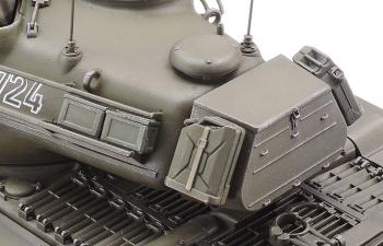 Сборная модель TANK M47 PATTON армия ФРГ, с одной фигурой