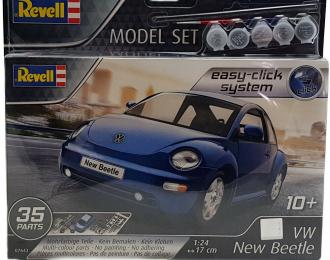 Сборная модель VOLKSWAGEN New Beetle (подарочный набор)