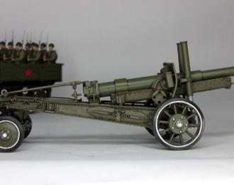 МЛ-20 - 152-мм гаубица-пушка (парадная)