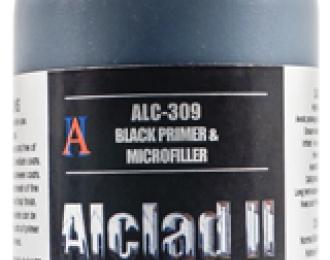Черная грунтовка и микрозаполнитель (Black Primer & Microfiller), 120ml