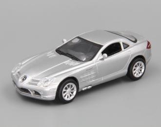 MERCEDES-BENZ SLR McLaren, silver