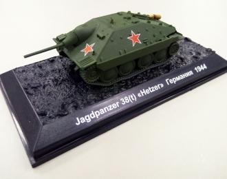 """Jagdpanzer 38(t) """"Hetzer"""" Германия 1944, Танки Мира Коллекция Спецвыпуск 8"""