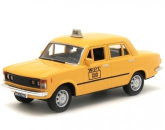 FIAT 125p Warsaw (1980), Taksowki Swiata 5, yellow