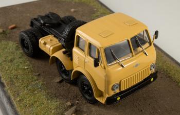 МАЗ-520 седельный тягач, Легендарные Грузовики СССР 29
