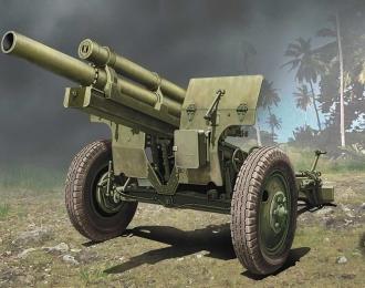 Сборная модель Американская 105 мм гаубица M2A1