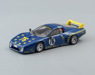 (Конверсия!) FERRARI 512BB Le Mans (1981), Ferrari Collection, blue