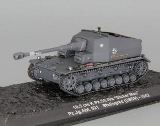 """10,5 cm K.Pz.Sfl.IVa """"Dicker Max"""" Pz..Jg.Abt. 521 Stalingrad (USSR) - 1942"""