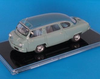 НАМИ-013 (второй вариант) 1953, серо-зеленый
