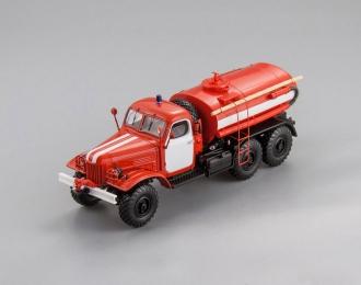 АЦУ-10(157) 1991, красный / белый