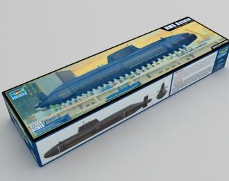 Сборная модель Британская атомная подводная лодка HMS Astute