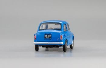 "ЗАЗ 965АЭ ""Ялта"" (1967), синий"