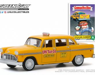 """CHECKER Motors Marathon A11 """"GPK Taxi Co."""" 1970 (Unaware Aaron из к/ф """"Малыши из мусорного бачка"""")"""