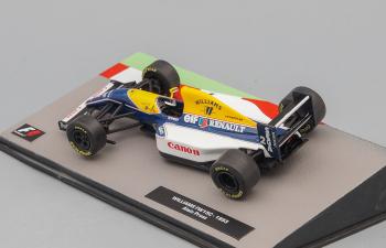 Williams FW15C Ален Прост (1993), Formula 1 Auto Collection 4