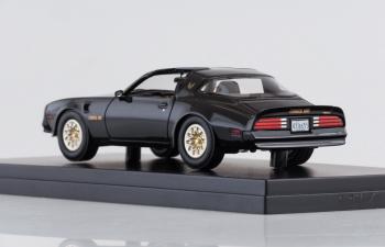 PONTIAC Firebird Trans Am, (1977), black