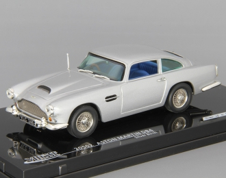 ASTON MARTIN DB4, silver birch