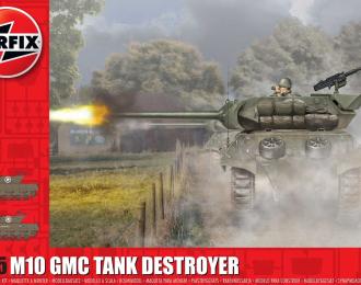 Сборная модель Истребитель танков M10 GMC