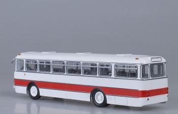 IKARUS 556, бело-красный