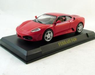 FERRARI F430 (2004), Ferrari Collection 50, red