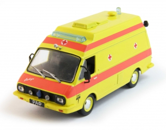 РАФ Тамро Реанимация, Автомобиль на службе 53, желтый