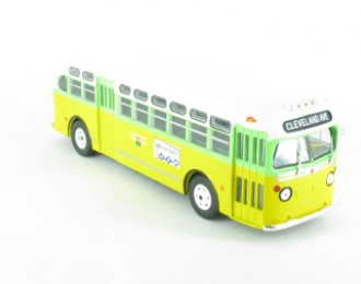 "GM TDH-3610 ""ROSA PARKS"" USA (1955), yellow / white"