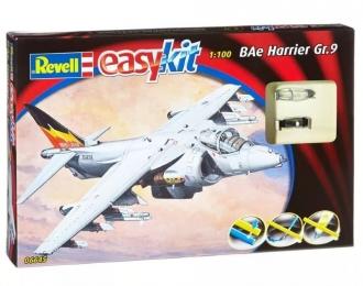 """Сборная модель Британский штурмовик Harrier GR.9 """"easykit"""" (сборка без клея)"""