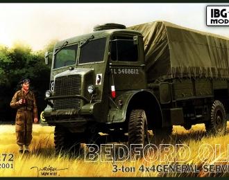 Сборная модель Bedford QLD
