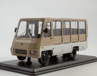 Курганский автобус-3275, бежевый