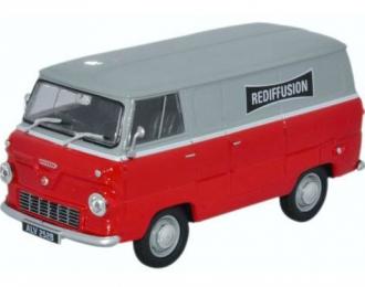 """FORD 400E Van """"Rediffusion"""" 1965"""