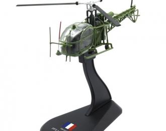 Aerospatiale Alouette II, Helikoptery Świata 37