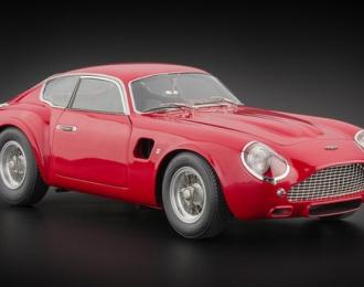 Aston Martin DB4 GT Zagato, L.e. 1000 pcs. (red)