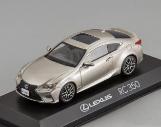 LEXUS RC350 F Sport, titanium