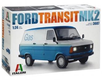 Сборная модель FORD Transit Mk2