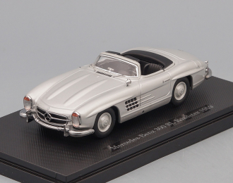 MERCEDES-BENZ  300SL Roadster (1959), silver