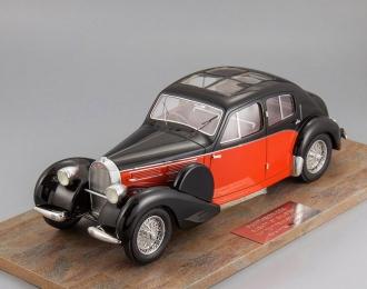 BUGATTI Type 57 Galiber (1937), red / black