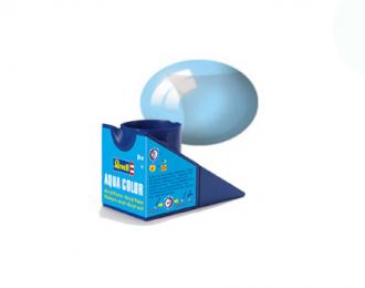 Лак акриловый водорастворимый - Голубой, глянцевый