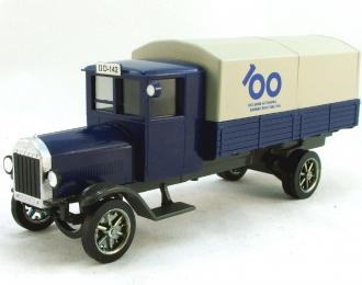 BENZ Diesel Lastkraftwagen 5 K 3 (1923), blue