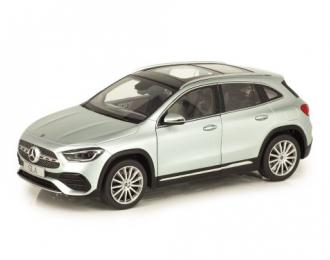 Mercedes-Benz GLA-class 2020 (H247) серебристый
