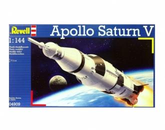 Сборная модель Ракета-носитель Saturn V