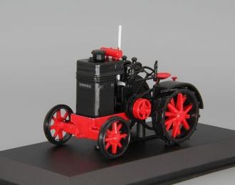 Коломенец-1, Тракторы 85, красный / черный