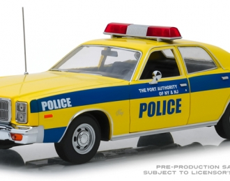 """PLYMOUTH Fury """"Port Authority of New York & New Jersey Police"""" 1977"""
