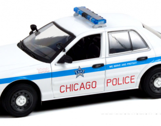 """FORD Crown Victoria Police Interceptor """"City of Chicago Police Department"""" 2008"""