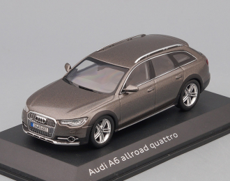 AUDI A6 allroad quattro, dakota grey