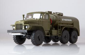 Топливозаправщик ТЗ-5 (375), Легендарные Грузовики СССР 10