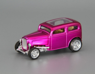 FORD Model A Roadster (1931), pink
