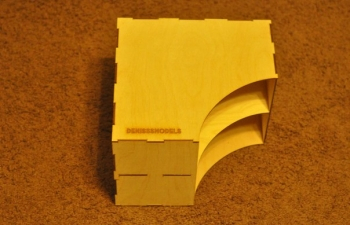 Модуль угловой нижний